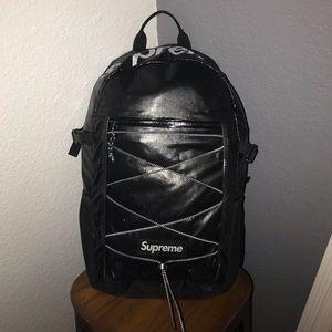 Supreme fw 17 backpack